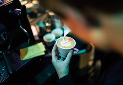 Praha již po osmé láká milovníky kávy na Prague Coffee Festival