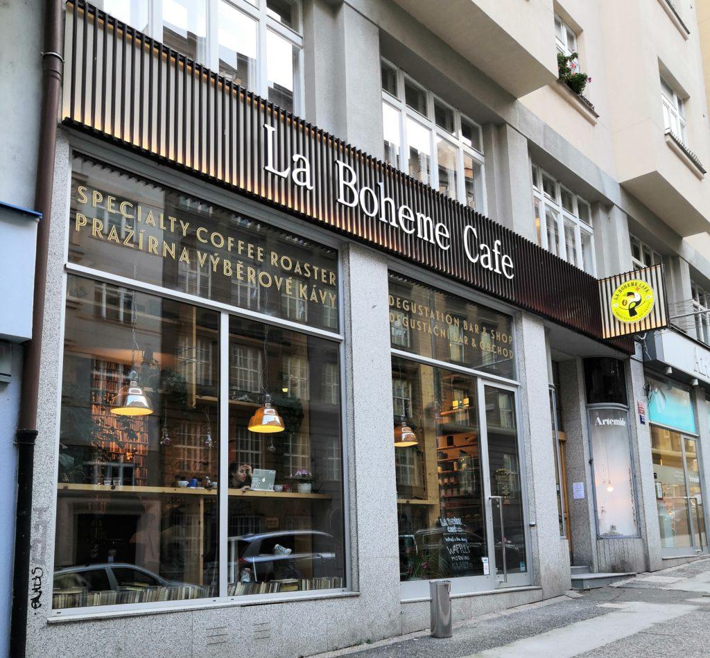 Kavárna La Boh?me Café
