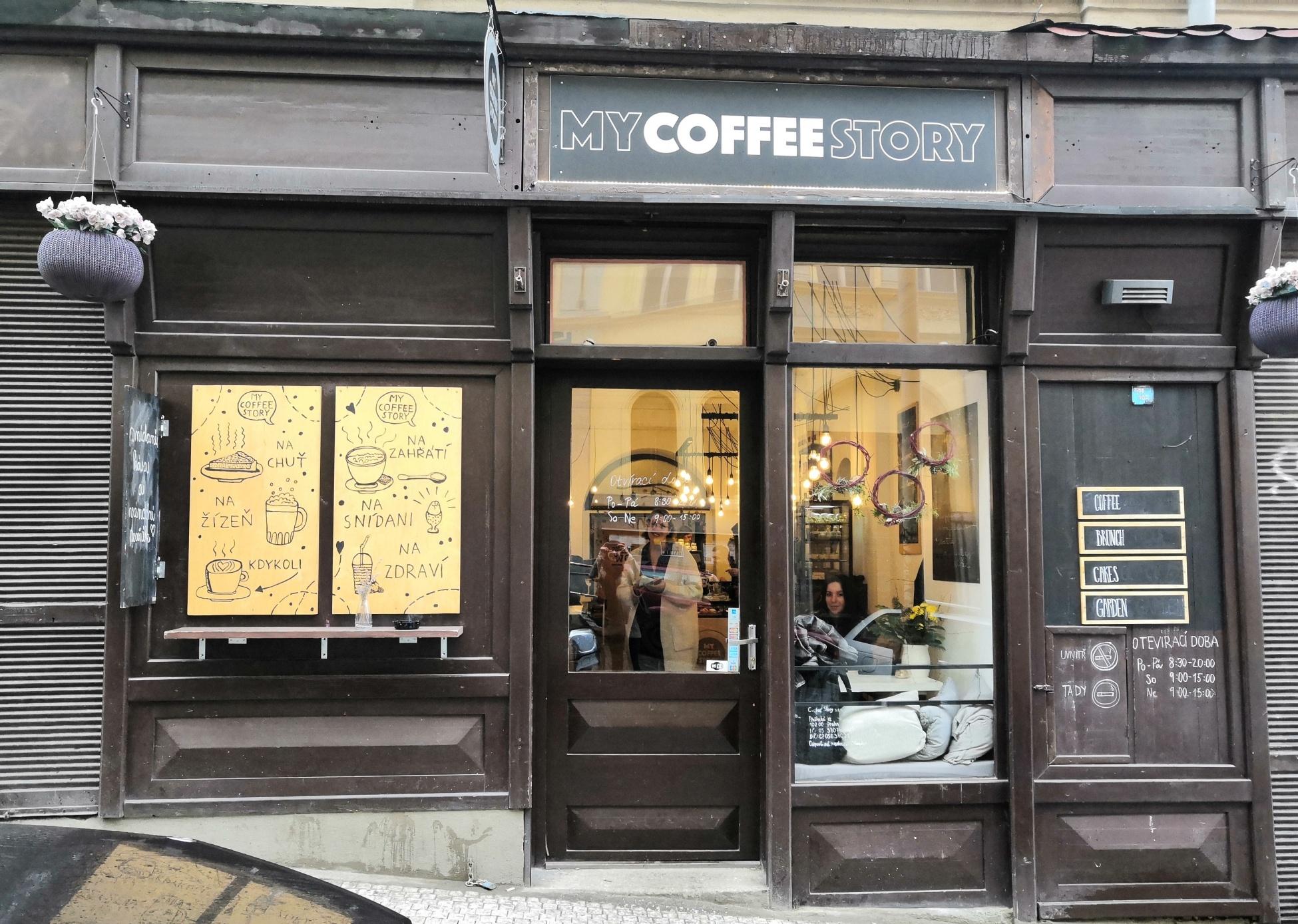 nejlepší kavárny, hodnocení kaváren, my coffee story