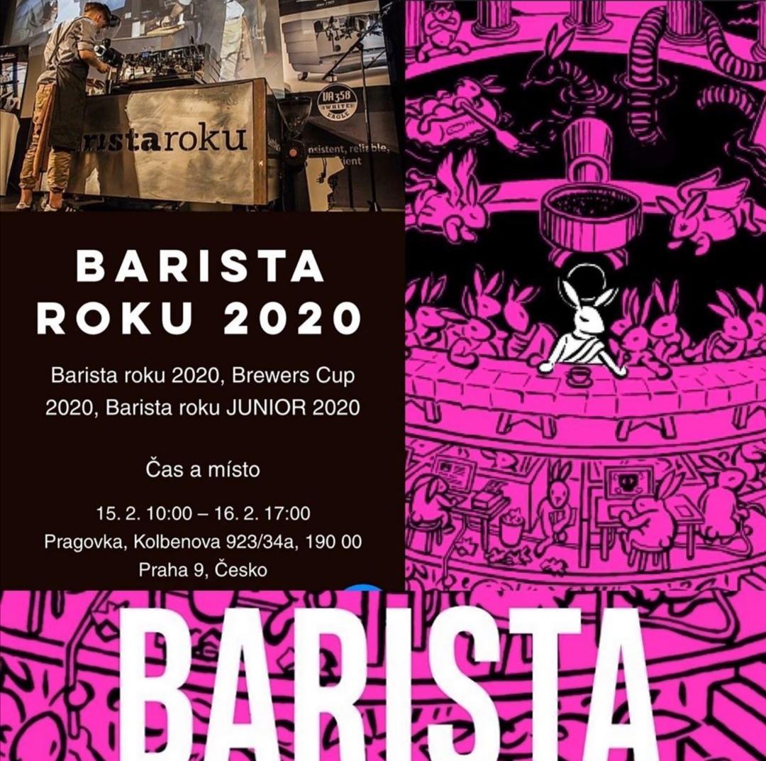 barista roku 2020