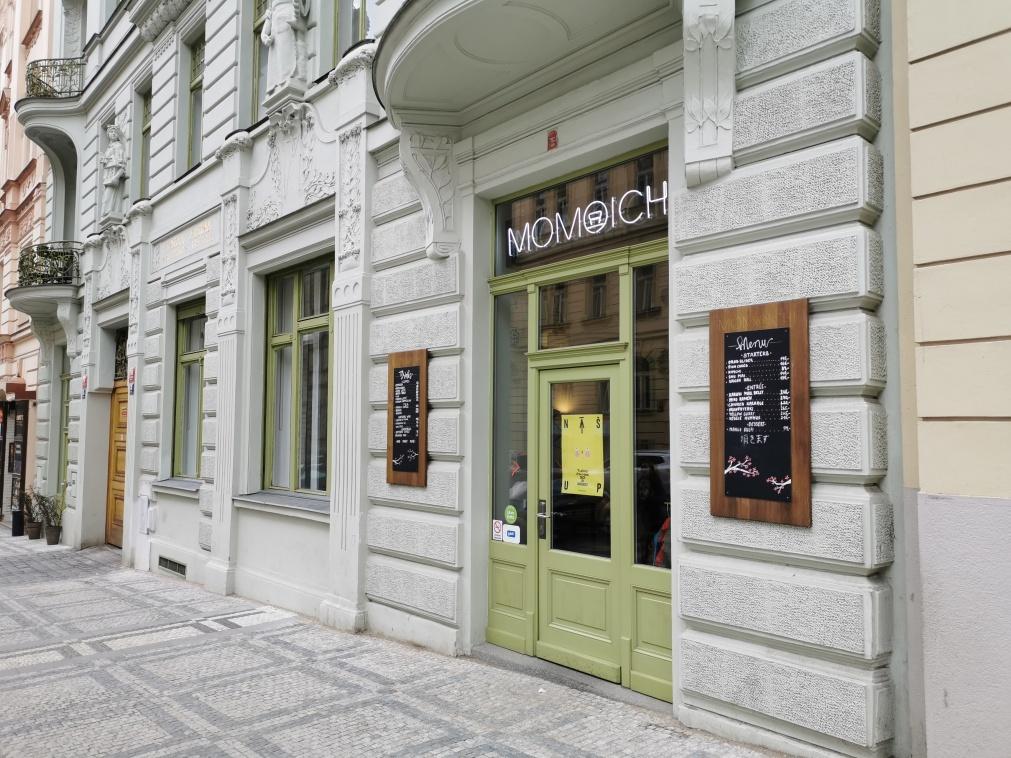 Momoichi bistro, hodnocení kaváren, nejlepší kavárny