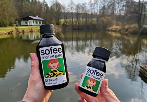 Sofee and the gang: První pomoc pro kávoholiky