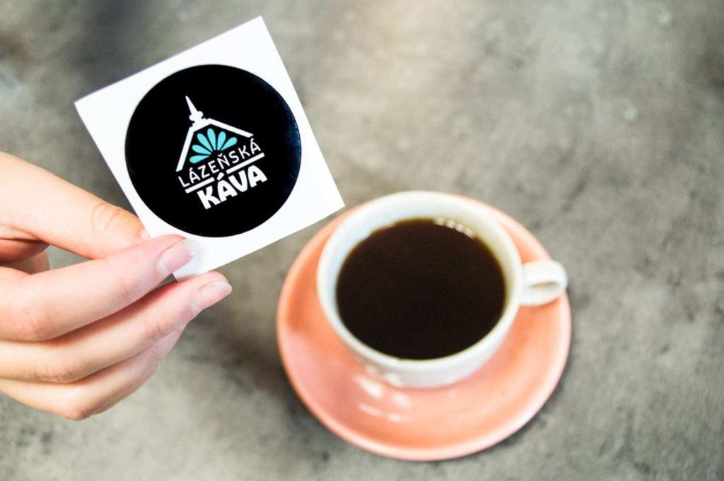 Lázeňská káva