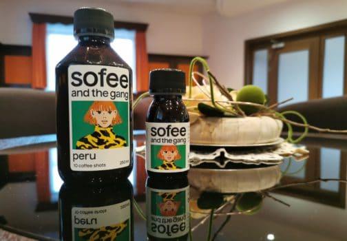 Soutěžte o lahvičky výběrové kávy Sofee and the gang